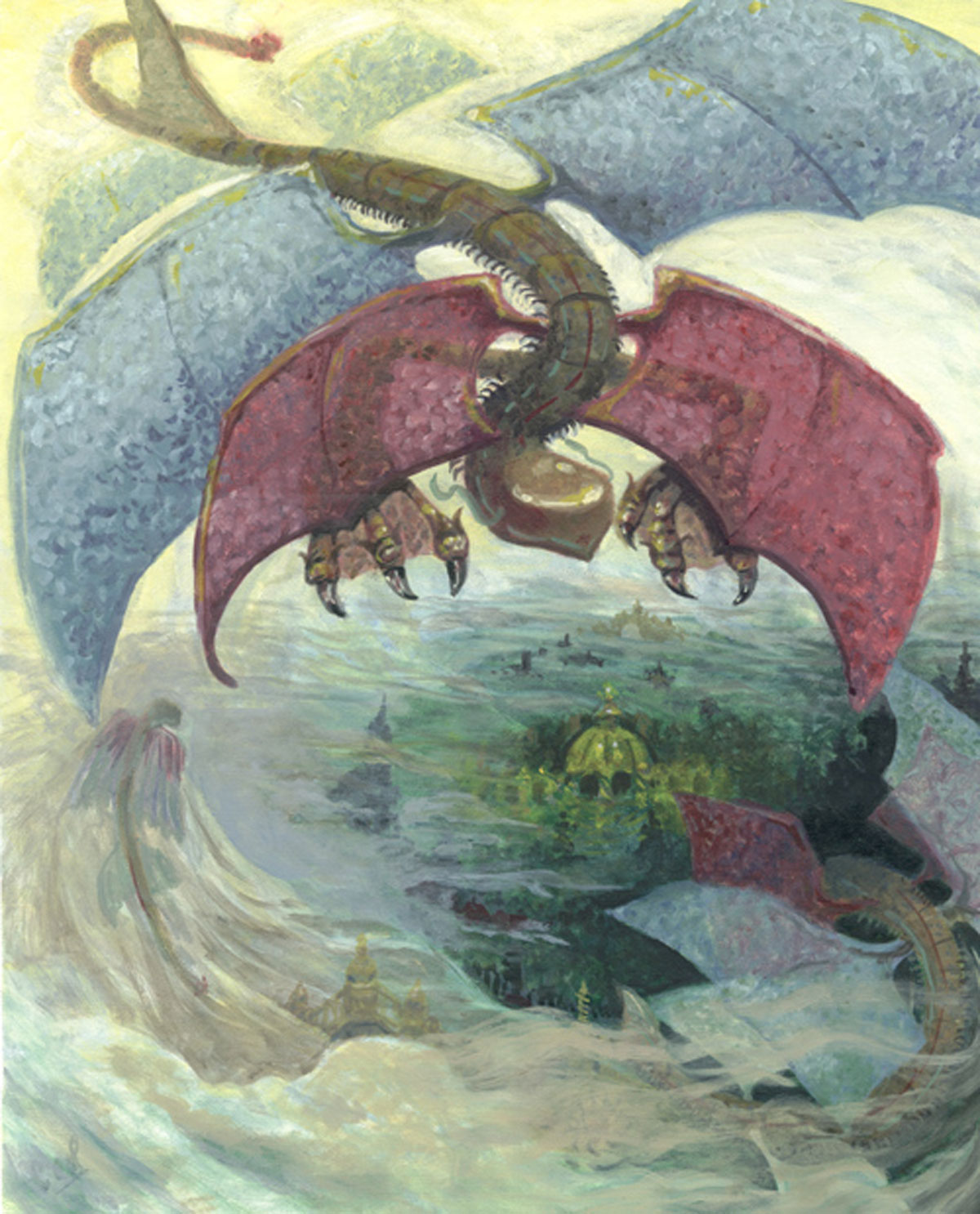 The Auran Dragon