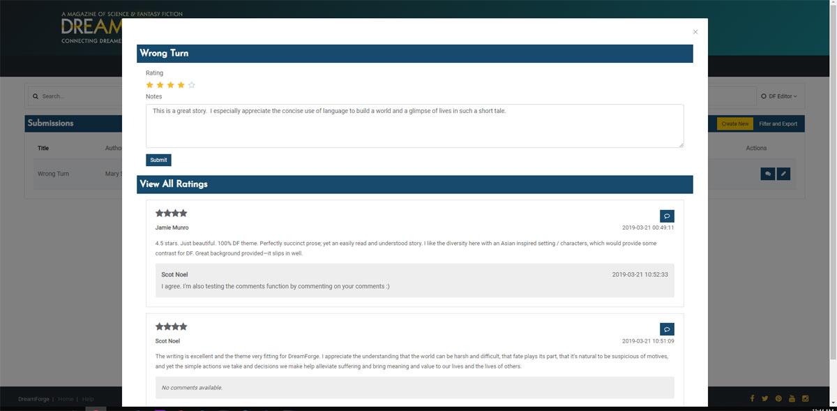 FLR Reader Comments