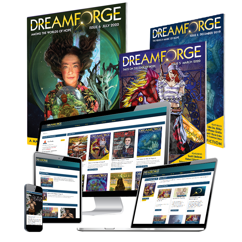 DreamForge Issue 4