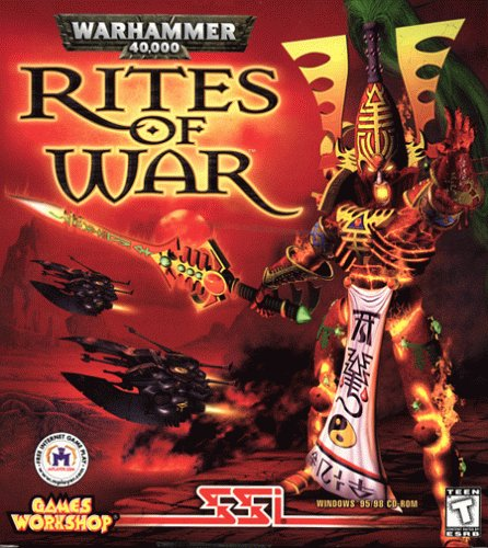 Rites of War Computer Game