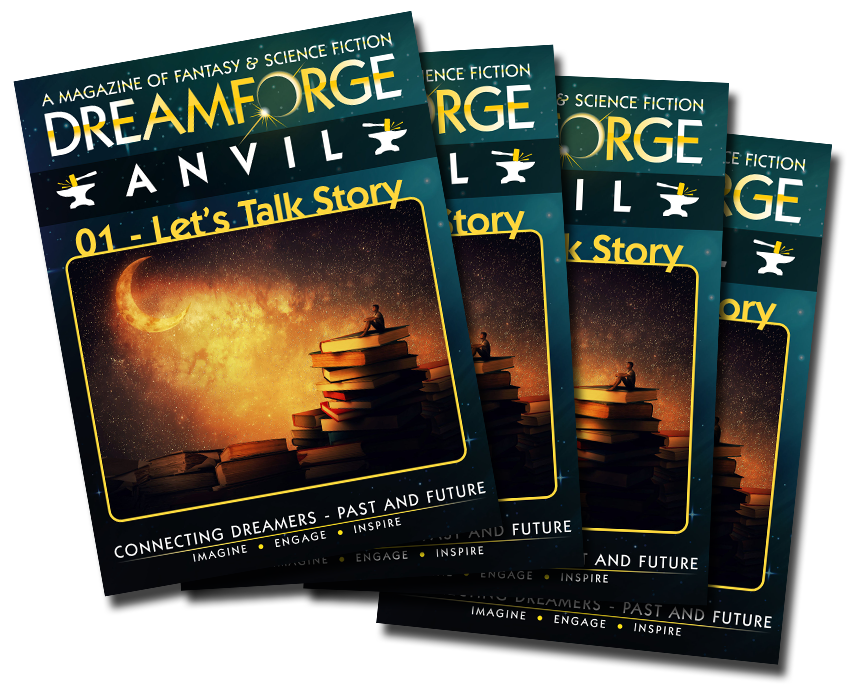 Latest Issue of DreamForge Magazine