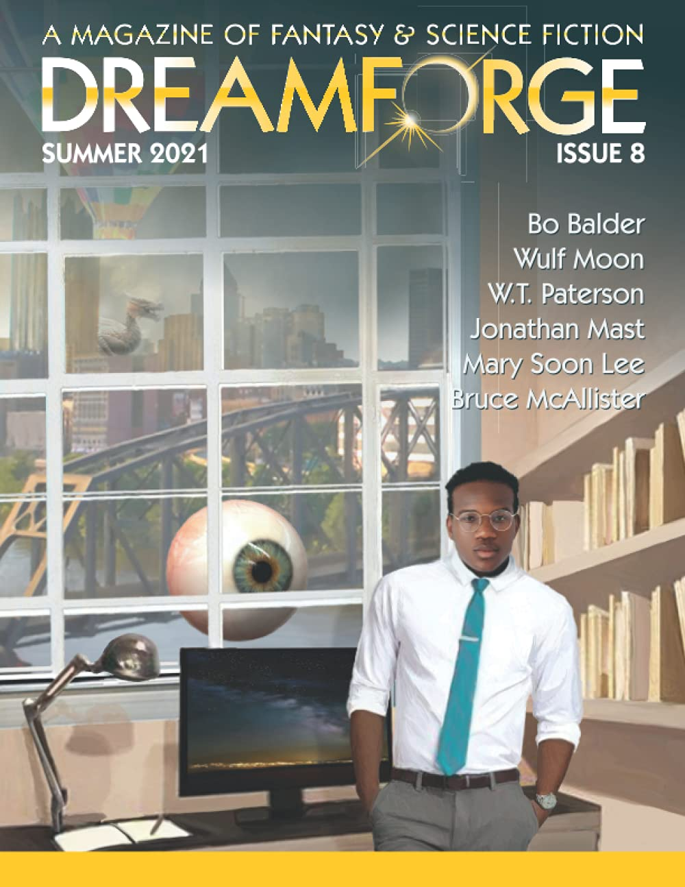 DreamForge Issue 8