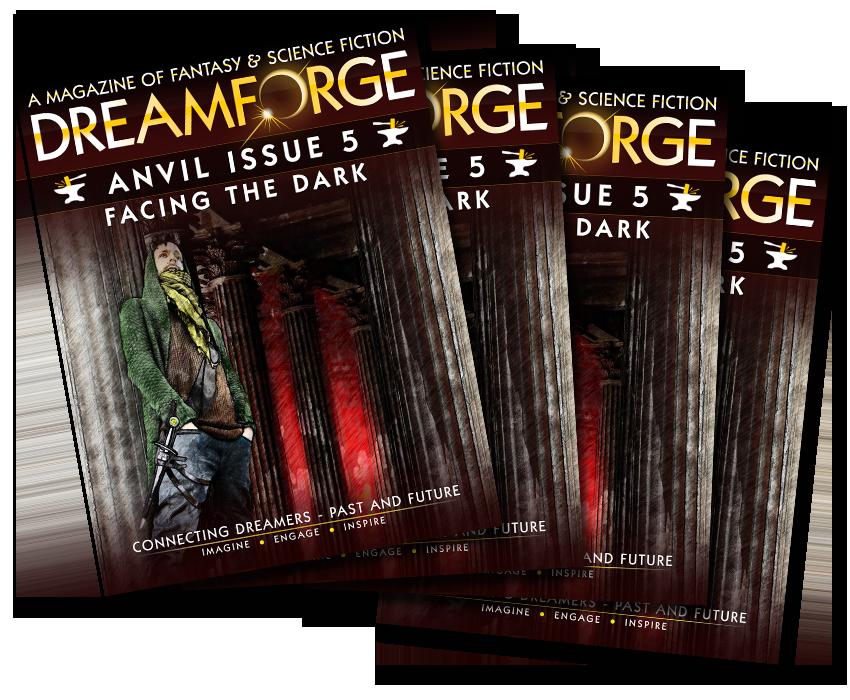 Latest Issue of DreamForge Magazine